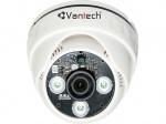 Camera HDCVI Dome hồng ngoại 2.0 Megapixel VANTECH VP-106CVI